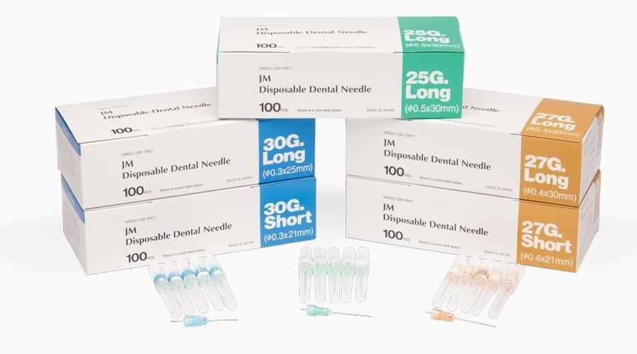 Disposable Dental Needles   MORITA