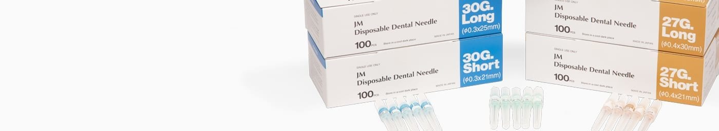 Disposable Dental Needles